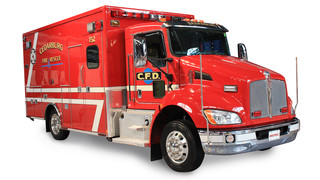 Medtec Showcases 3 Custom Ambulances at FDIC