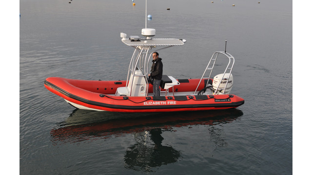 City of Elizabeth Fire Department Takes Delivery of RIBCRAFT 6.5