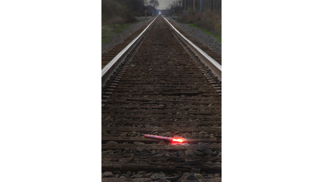 Firefighter Safety: Don't Play with Trains