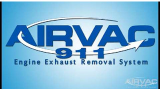AIRVAC 911® - #1 for Engine Exhaust Removal