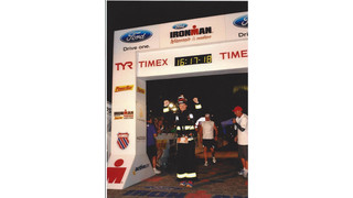 A Marathon Fundraising Effort – One Firefighter's Quest for Hope