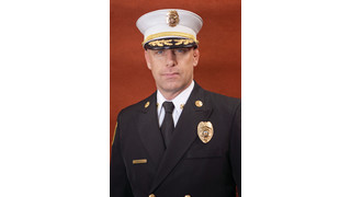 FIRE CHIEF MIKE MYERS Las Vegas, NV, Fire & Rescue Department