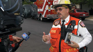 Speak Up: The Unique Role of the Fire Service Public Information Officer
