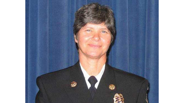 Charleston Announces Karen Brack as New Fire Chief