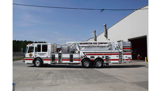 Apparatus Showcase: Pennsylvania Tower Ladder