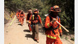 Calif. Inmate Firefighter Dies After Working Wildfire
