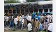 India Train Fire Kills 32, Injures Dozens of Others