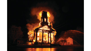 3-Alarm Fire Damages 170-Year-Old Church in Somers