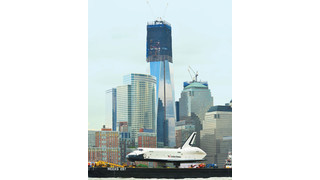 COVER STORY: Space Shuttle Enterprise gets an Escort