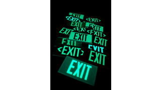 Fulham Launches FREELITE Photoluminescent Exit Signage