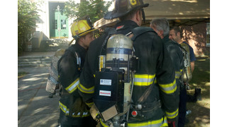 Firefighter Locator Test a Success at WPI Workshop