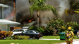 Four Agencies Respond to Fla. House Fire, Explosion
