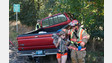 Pickup Truck Strikes Tree in Oregon