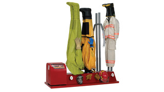 Ram Air Immersion/Hazmat/Turnout Gear Dryer - Model 4-IHT