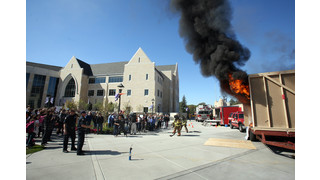Minn. Univ. Participates in Campus Fire Safety Month