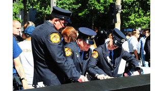 Images: FDNY Observes 11th Anniversary of 9/11