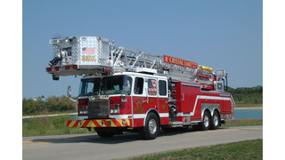 Apparatus Showcase: Crystal Lake Truck 381