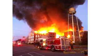 On The Job Georgia: Three-Alarm Fire Destroys Historic Columbus Mill