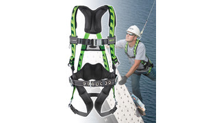 Honeywell Introduces New Miller AirCore Harness