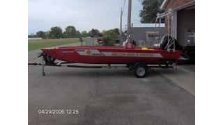 Milton Rescue Boat 8591