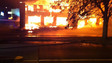 Fire Destroys Indiana Shopping Complex