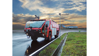 Three Oshkosh Striker Aircraft Rescue and Fire Fighting Vehicles Delivered to Korea Airports Corporation