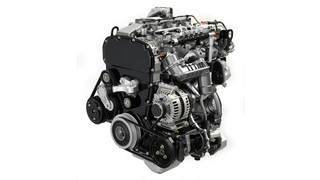 Advanced, Fuel-Efficient 3.2-Liter Power Stroke Turbo Diesel Makes North American Debut in All-New 2014 Ford Transit