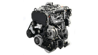 Turbo Diesel Engine