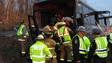 Dozens Injured in Pa. Bus Crash
