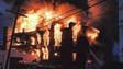 Massive 4-Alarm Fire Destroys Vacant Mass. Tenement