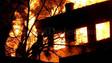 Fire Destroys Mass. Tenement Building