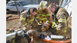 Texas Firefighters Revive Dog With CPR, O2
