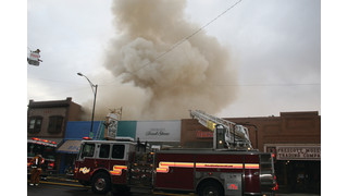 On The Job Arizona: Fire Destroys Three Businesses On Prescott's Historic Whiskey Row