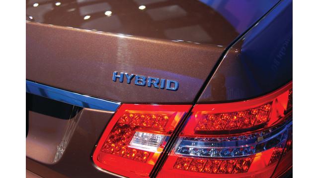 University of Extrication: Hybrid & Electric Vehicle Identification