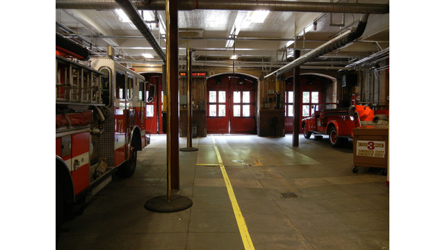 In Quarters: Washington D.C. Engine 3 | Firehouse