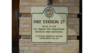 Los Angeles Fire Station 27