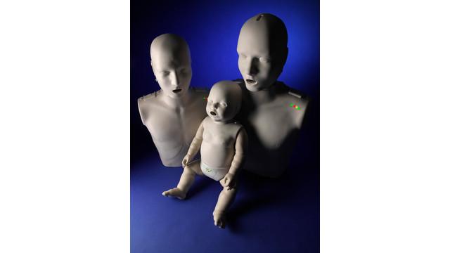 Prestan family of CPR training manikins