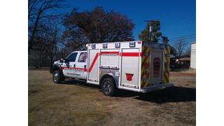 Blanchard, Okla., Rescue