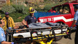 Found by Dog, Trapped Calif. Hiker Is Rescued