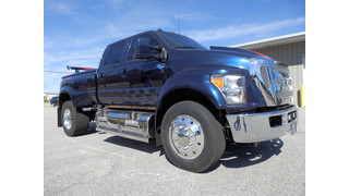 Darrell Gwynn Foundation Set to Auction Ford F-650 Extreme Super Truck at Barrett-Jackson Palm Beach, April 5-6