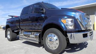 Darrell Gwynn Foundation Set to Auction Ford F-650 Extreme Super Truck at Barrett-Jackson Palm Beach, April 5-6