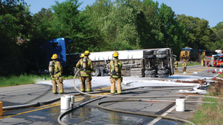 Hazmat Studies: Fire and Police Combine For Hazmat Responses - Part 1