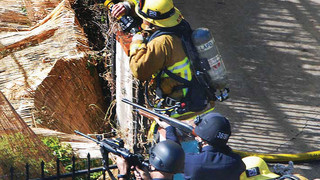 The 'Omega Plan' for Firefighter Safety at Shooting Scenes