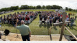 West, Texas Pastor Preaches in Pasture; Fear Not