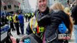 Photo of Boston Firefighter Rescuing Girl Goes Viral