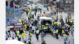 Two Dead, Dozens Hurt in Blasts at Boston Marathon