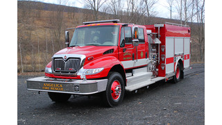 Apparatus Showcase: Angelica, N.Y., Pumper