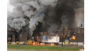 Multiple-Alarm Fire Destroys White Township Printing Plant