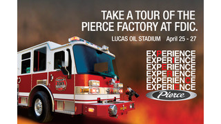 Pierce Plans Simulated Factory Tour at FDIC Display in Indy