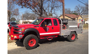 Showcase: San Antonio (Texas) Brush Trucks